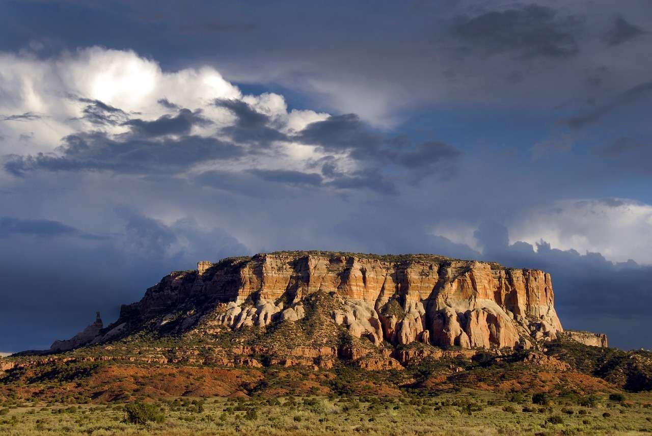 rental property management near these huge Mesa AZ mountains